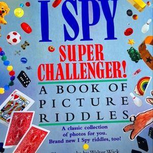 A super fun i spy book
